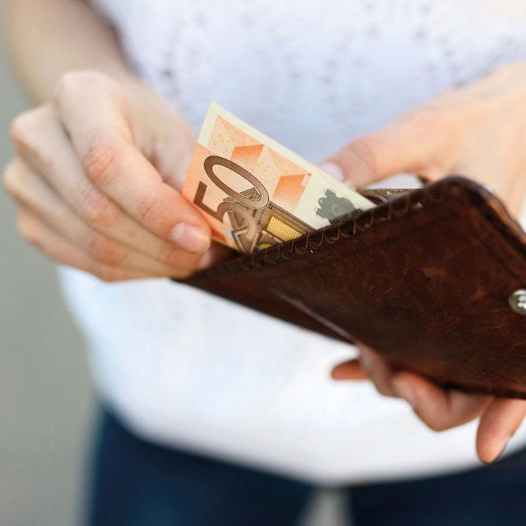 Über Geld sprechen