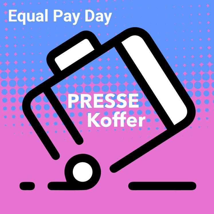 Equal Pay Day Pressekoffer kachel